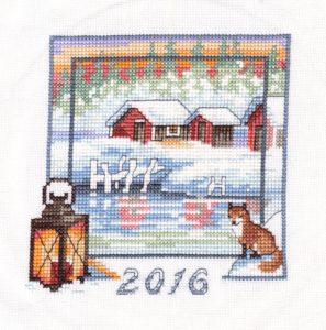 2016 Winter Scene